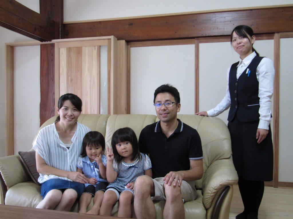 【実家リノベ】100年超の古民家再生
