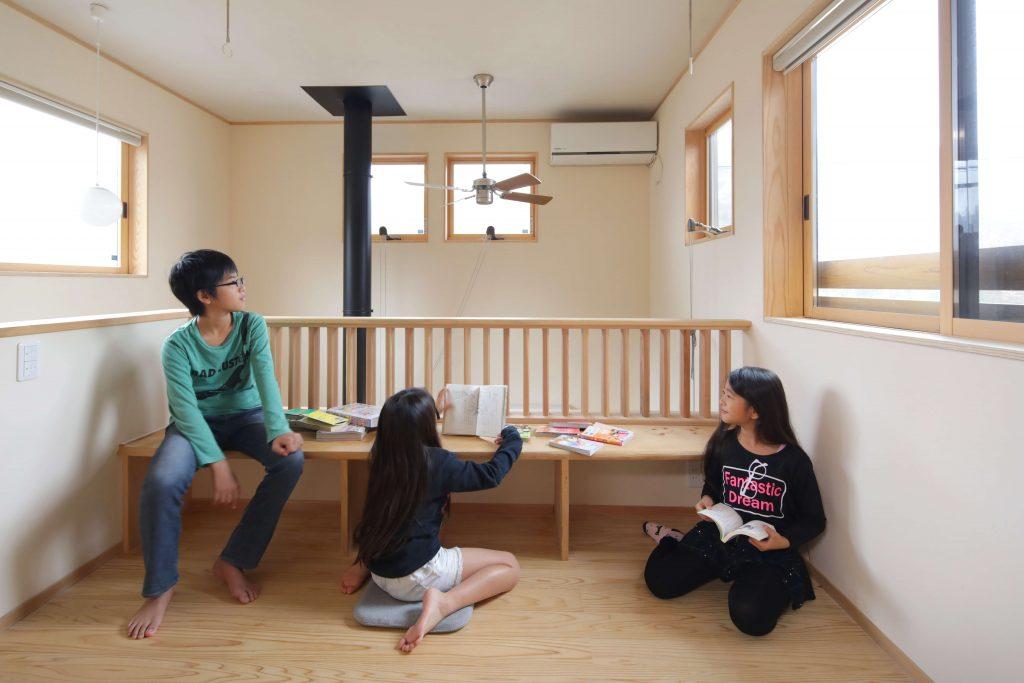 【中古リノベ】家族が繋がるフルリノベーション住宅
